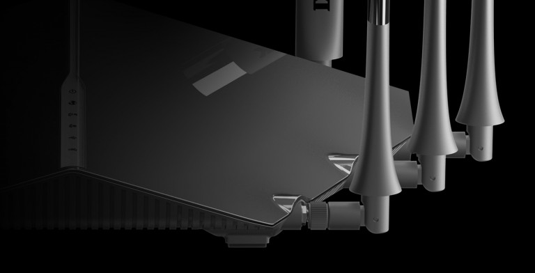 D-Link Router Website